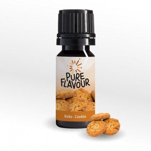 Pure Flavour KEKS Aroma 30 ml Tropfen Drops low carb ungesüsst zuckerfrei