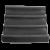 Lurch Flexiform Baguetteform 36×28,5cm 3fach braun mit feinmaschiger Netzstruktur