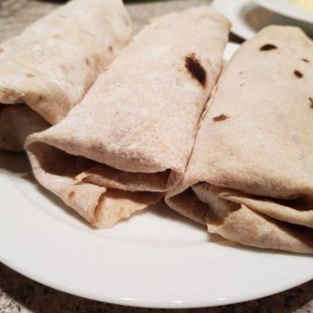 Rezept Low Carb Wraps glutenfrei sojafrei selbstgemacht mit Bambusfaser