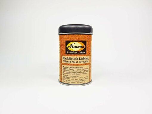 Premium Spices HACKFLEISCH LIEBLING - Gewürze ohne Zusatzstoffe, geprüft glutenfrei