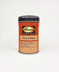 Premium Spices TACO & SALSA - Gewürze ohne Zusatzstoffe, geprüft glutenfrei