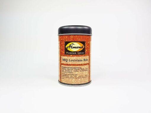 Premium Spices BBQ LOUISIANA RUB - Gewürze ohne Zusatzstoffe, geprüft glutenfrei