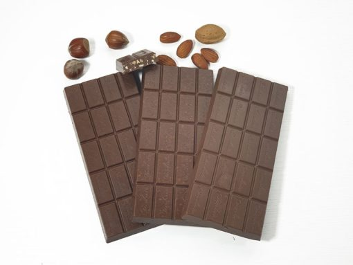 Choketo-low-carb-Schokolade-ZARTBITTER-zuckfrei-xylitfrei-keto-Tafel-MIX-3x100g