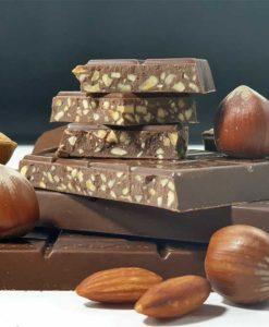 Choketo-low-carb-Schokolade-zuckfrei-xylitfrei-keto-Tafel-Vollmilch-Mix-Haselnuss-Mandel