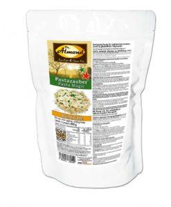 Pastazauber RUSTICALE Pasta Fertigmischung für Nudeln, Spaghetti & Spätzle low carb keto glutenfrei paleo