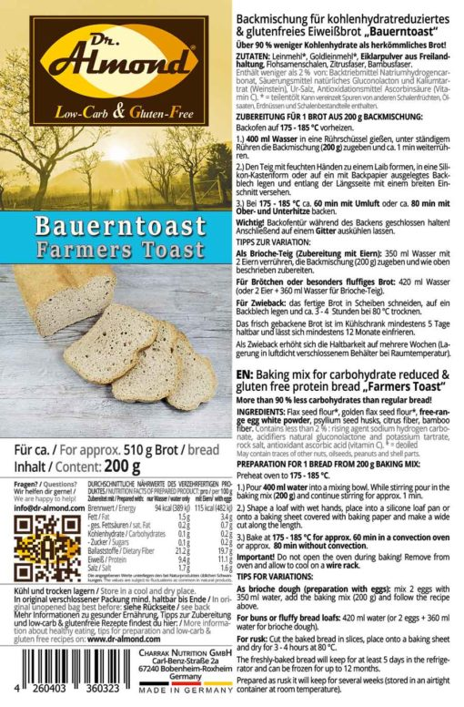 032-01-Bauerntoast-low-carb-Backmischung-glutenfrei