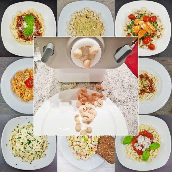 Anleitung: Low Carb Pasta selbermachen mit dem Philips Pastamaker HR2355/12