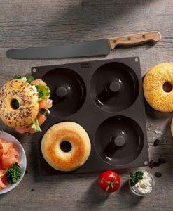 Lurch Flexiform Bagels Donuts Cronuts