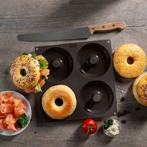 Lurch Flexiform Bagels Donuts Cronuts