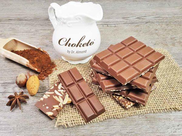 Choketo-low-carb-Schokolade-zuckfrei-xylitfrei-keto-Tafel