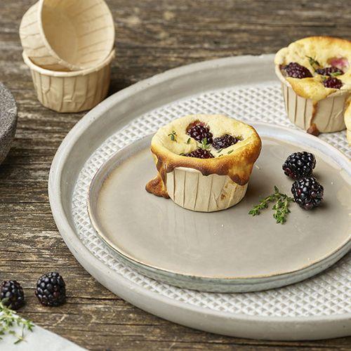 Papier Backformen stabil Muffins Muffinfoermchen
