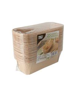 Papier Backformen stabil Brot