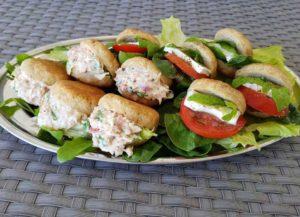 Rezept Batbouts - kleine Pita-Brötchen aus der Pfanne lowcarb glutenfrei