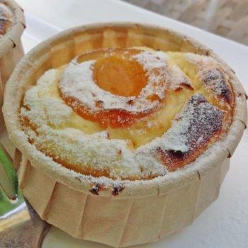 Rezept Quark-Aprikosen Muffins lowcarb glutenfrei