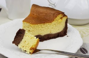 Rezept American Cheesecake lowcarb glutenfrei