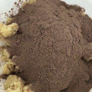 Rezept Gewickelter Marzipan-Rum-Schoko-Stollen lowcarb