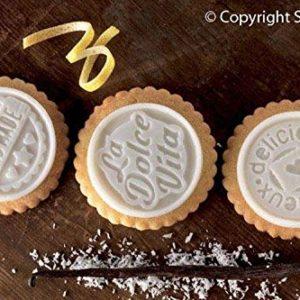 217-00_Silikomart CKC05 Keks-Set DOLCE VITA Cookies-Retro