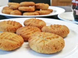 Rezept Kokostaler lowcarb glutenfrei