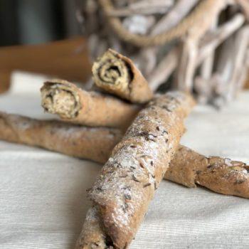 Rezept bayrische Brotzeitstangerl lowcarb glutenfrei