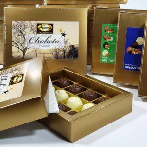 Pralinen & Schokoladensnacks