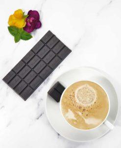 CHOKETO-Low-Carb-Keto-Schokolade-SCHWARZE-SAHNE-zuckerfrei-handgemacht