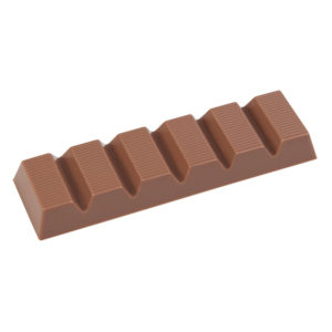 Profi-Schokoladenformen-RIEGEL-Polycarbonat-für-8-selbstgemachte-Schokoladenriegel