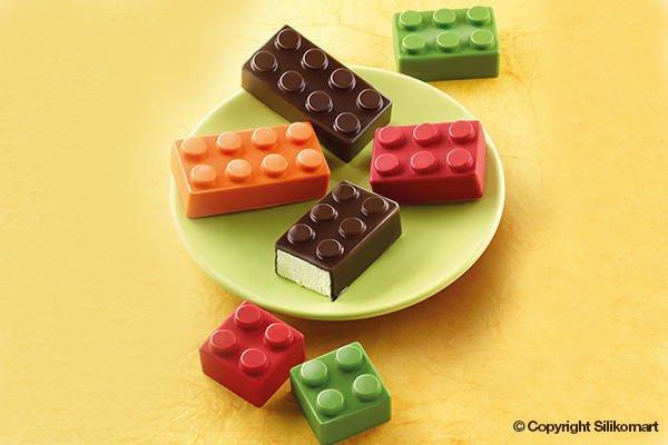 Silikomart CHOCO BLOCK Lego
