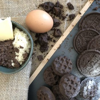 Rezept Schokoladenkekse Browniekekse lowcarb glutenfrei keto