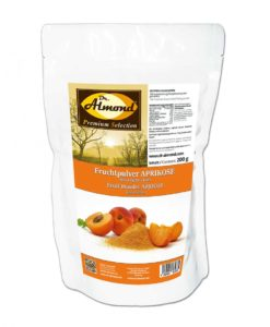 Fruchtpulver APRIKOSE Aprikosenpulver gefriergetrocknet 100% Natur