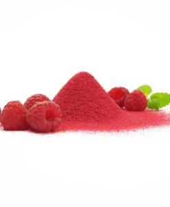 Fruchtpulver-HIMBEERE Himbeerpulver gefriergetrocknet 100% Natur OHNE Kerne