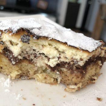 "Rezept Fluffiger Tiramisu-Käsekuchen ""NUKETAMISU"" lowcarb glutenfrei keto"
