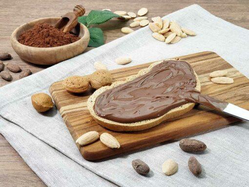 Nuketo-Schoko-Mandel-low-carb-Nougat-Aufstrich-Mandel-Nougat-Creme-keto-palmoelfrei-2