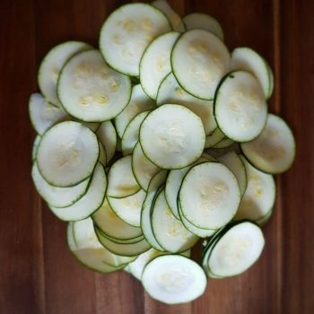 Rezept Zucchini Feta Rosen lowcarb glutenfrei