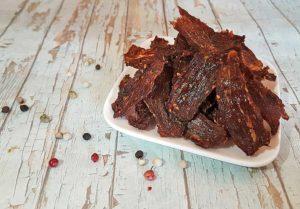 Rezept Beef Jerky selber machen low carb