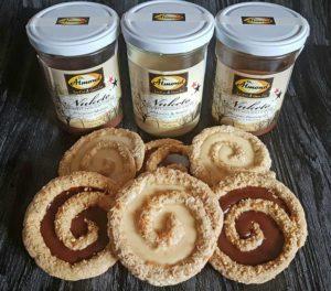 Rezept Nuketo-Schnecken lowcarb glutenfrei keto kalorienarm