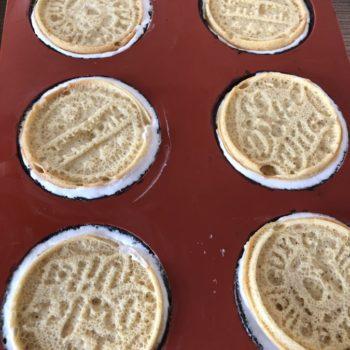 Rezept Schokoküsse Schaumküsse mit Fluff lowcarb glutenfrei keto