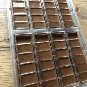 Rezept Vollmilch-Kokos-Riegel für Kinder lowcarb zuckerfrei keto