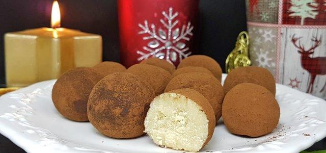 Rezept Marzipan Kartoffeln low-carb zuckerfrei keto