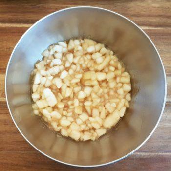 Rezept Birnencreme für Torten, Desserts, Eis lowcarb glutenfrei