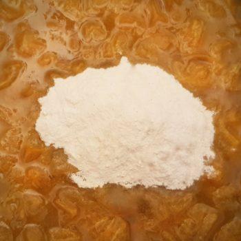 Rezept Mandarinencreme für Torten, Desserts, Eis, Fluff lowcarb glutenfrei
