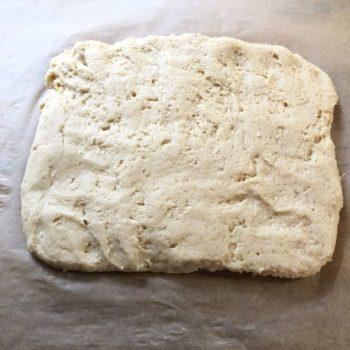 Rezept Orangen Pistazien Taschen low carb glutenfrei