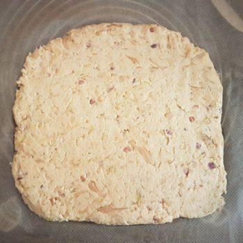 Rezept Speckkrautbrot lowcarb glutenfrei keto