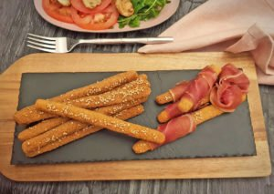 Rezept Parmesan Grissini lowcarb keto