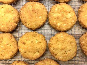 Rezept Plätzchenteig Keksteig Cookieteig lowcarb keto glutenfrei