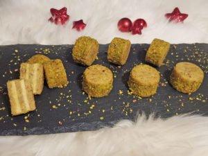 Rezept Pistazien Mango Cookies lowcarb glutenfrei keto