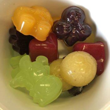 Rezept Fruchtgummis zuckerfrei lowcarb selber machen