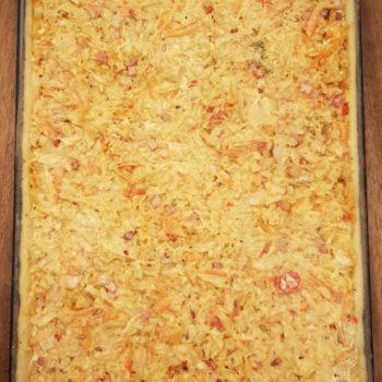 Rezept Kohlkuchen lowcarb glutenfrei kalorienarm