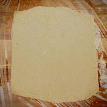 Rezept Quark Heidelbeer Briochetasche lowcarb glutenfrei keto kalorienarm
