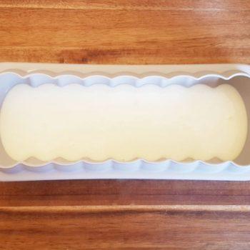 Rezept Buttermilch Quark Pflaumenterrine lowcarb kalorienarm