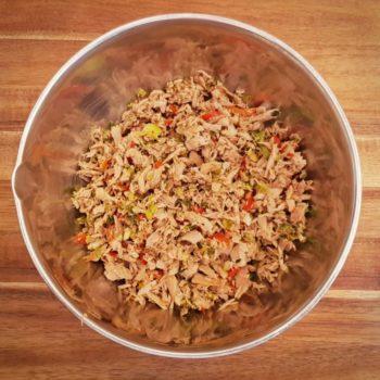 Rezept Thunfisch Quiche lowcarb glutenfrei keto kalorienarm